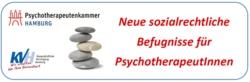 Neue sozialrechtliche Befugnisse für PsychotherapeutInnen
